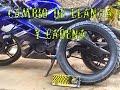 Motovlog #15 Cambio de Llanta/Cadena y Fiesta Biker