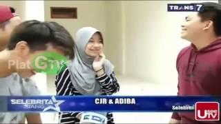 Repeat youtube video Kedekatan Iqbal CJR Dan Adiba Gosip