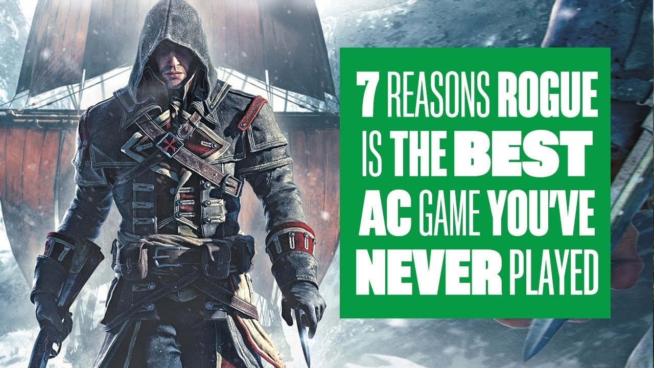 7 Reasons Assassin S Creed Rogue Is The Best Ac You Never Played
