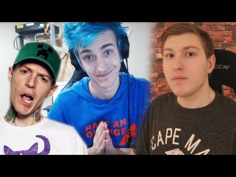 I'm Back! DeadMau5 & Ninja, Jake Paul's Mess...
