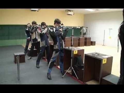 Чемпионат страны по стрельбе из «пневматики»