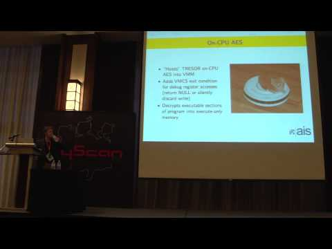 SyScan'15 Singapore: HARES - Hardened Anti Reverse Engineering System