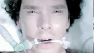 Sherlock - Bleeding Out