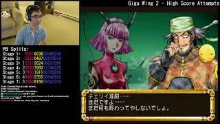 Giga Wing 2 New PB - 66.6 Quadrillion!!!
