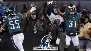 Eagles Being Underdogs Is DOOM For The Vikings!!! WE ARE ONE DAY AWAY YO!!! NO PRESSURE!!!