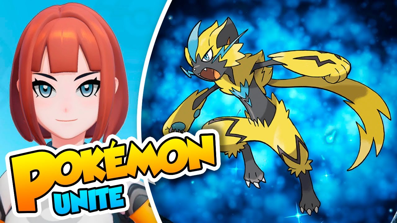 ¡Zeraora al rescate! - Pokemon Unite (Switch) con Bl3ssur y colegas