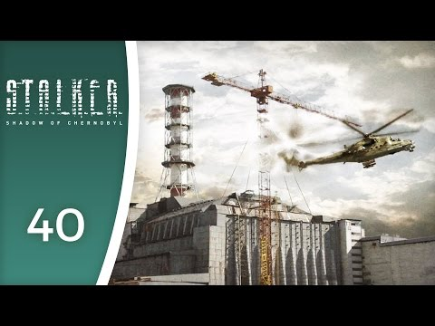 Into the Nuclear Power Plant - Let's Play STALKER: Shadow of Chernobyl #40