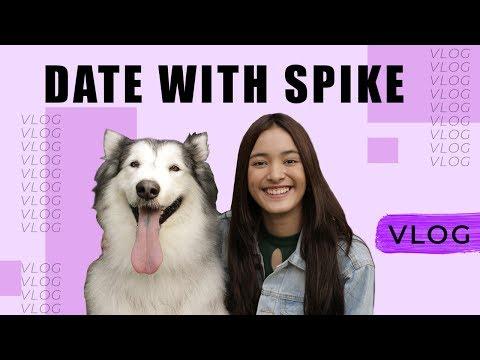 Mawar De Jongh - Date With Spike | VLOG #01