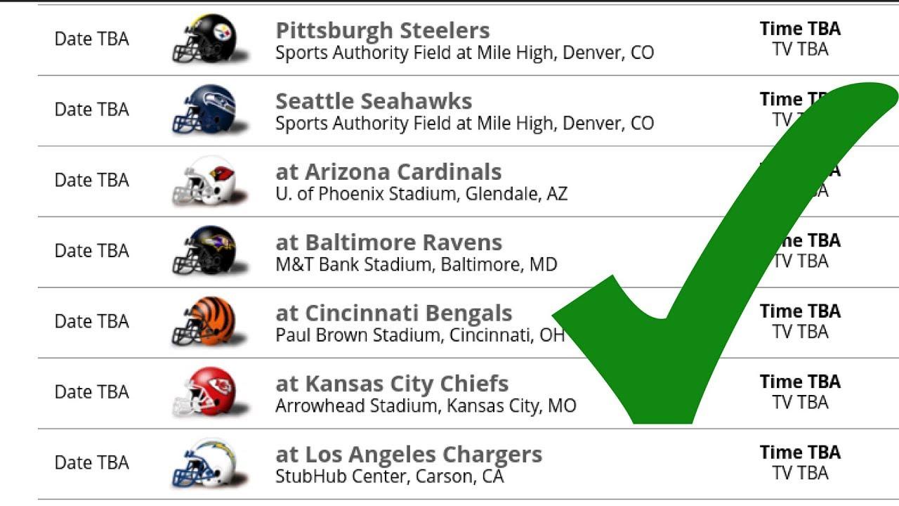 Broncos 2018 2019 season predictions