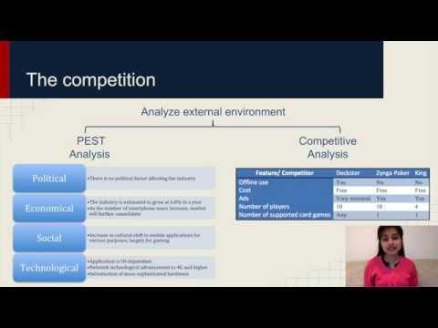Deckster - Investor Presentation