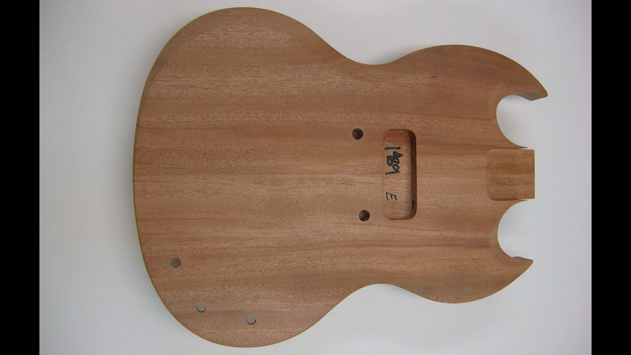Guitar Building Kits For Sale