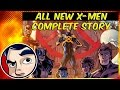 "watch he video of All New Xmen ""Ghosts of Cyclops"" - ANAD Complete Story"