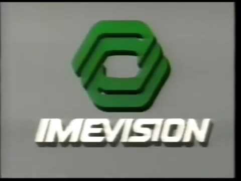 Cortinilla Canal 13 Imevisión