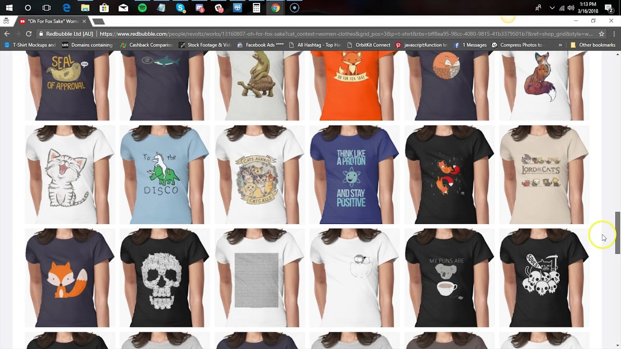69de48bc Redbubble | Tips On Tags - YouTube