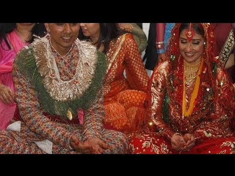 Manisha Koirala Wedding Exclusive Video || Bollywood Actress  Manisha Koirala Marriage