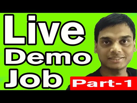 Work online & start earning (proof) | Accept offer, complete job and submit work on upwork|  Hindi