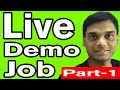 Work online & start earning (proof) part 1| Accept offer, complete job and submit work on upwork