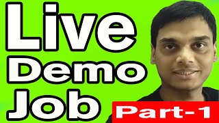 Work online & start earning (proof) | Accept offer, complete job and submit work on upwork|  Hindi thumbnail