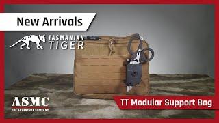 Das ist der Modular Support Bag von Tasmanian Tiger.