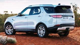 видео Land Rover Discovery. Не до жиру — Блог Артема Краснова