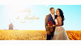 Freddy & Yadira Highlight 💐