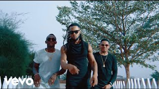 Bracket - Chop Kiss [Official Video] ft. Flavour