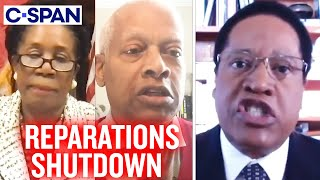 Larry Elder SHUTS DOWN Reparations Bill at Congressional Hearing | Larry Elder