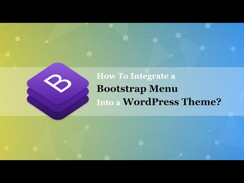 How to Integrate a Bootstrap Menu Into Any WordPress Theme thumbnail