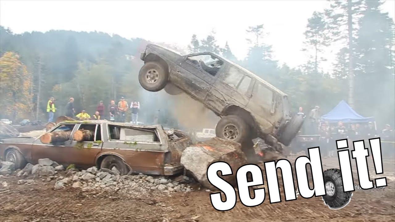Pathfinder Destruction Check Out This 91 Nissan Get