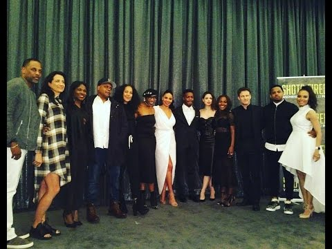 SHOTS FIRED Q&A with Sanaa Lathan, Stephan James, Mack Wilds, Aisha Hinds, Gina Prince-Bythewood