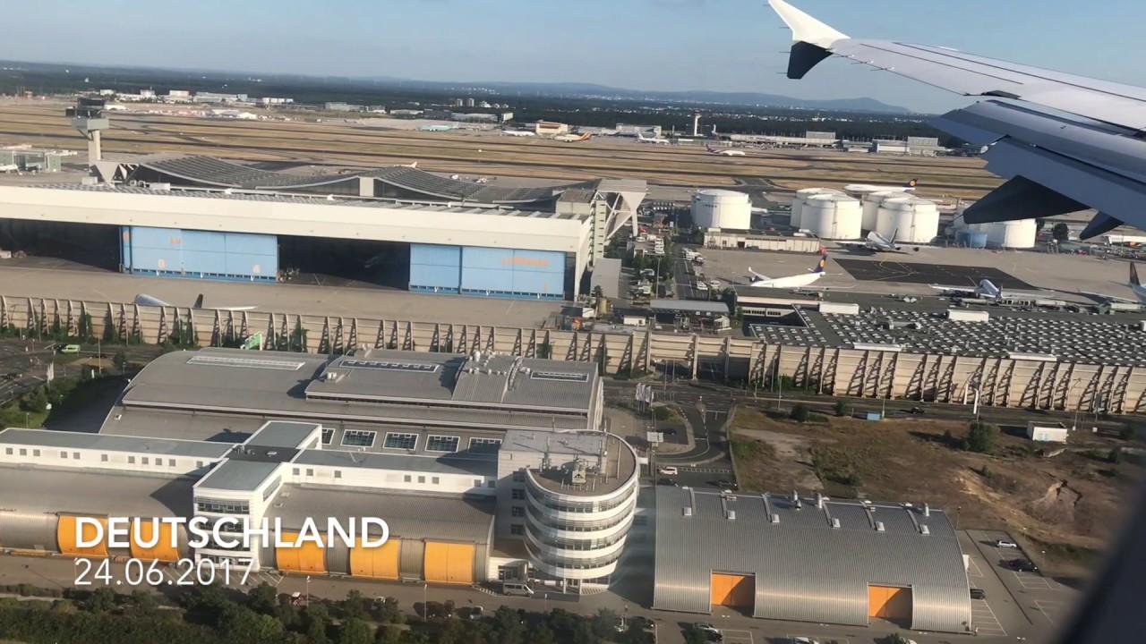 Flüge Ankunft Frankfurt