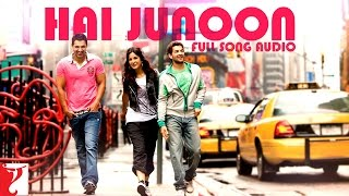 Hai Junoon - Full Song Audio | New York | KK | Pritam