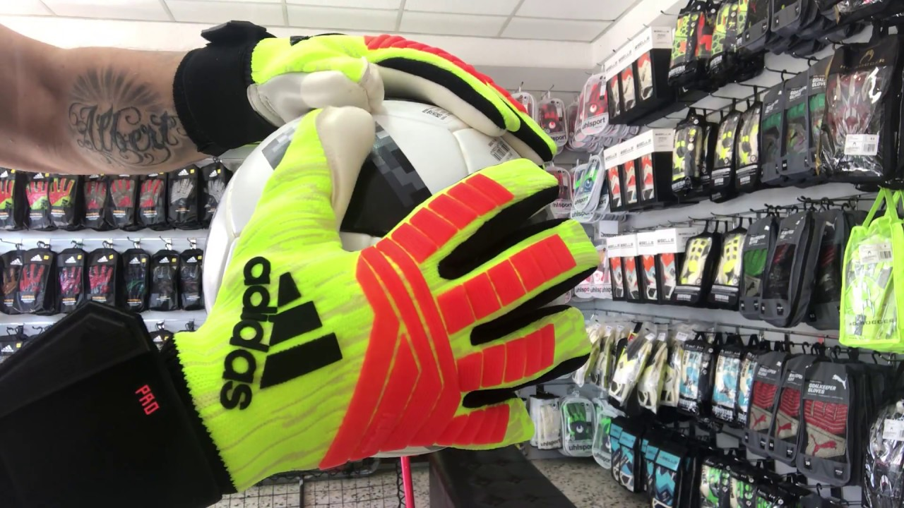 meet for whole family low price ADIDAS PREDATOR PRO SOLAR YELLOW/SOLAR RED
