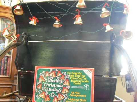 ye merry minstrel caroling christmas bells 25 musical carols