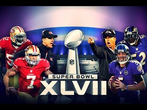 Super Bowl XLVII Baltimore Ravens vs San Francisco 49ers (Super Bowl by Mon  Jackson) - YouTube 32f809ea6