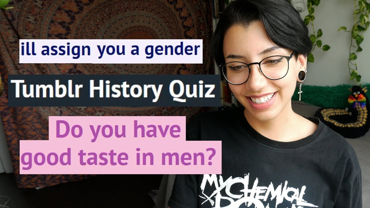 Download The Most Deranged Personality Quizzes Tumblr Has To Offer
