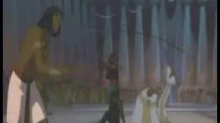 Mosè incontra Zippora fandub