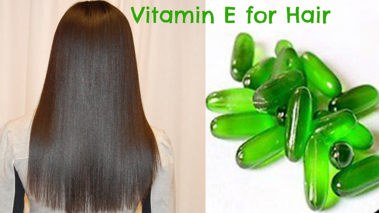 top uses of vitamin e oil for hair || hair care with vitamin e oil