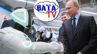 Как Россия роботов мастерила