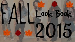 FALL LOOKBOOK | September 2015