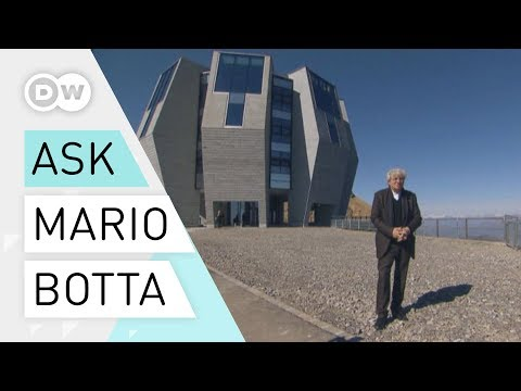 Mario Botta on architectural style
