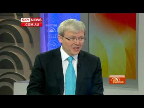 !!KEVIN RUDD ISSUES JAPAN WHALING DEADLINE!!