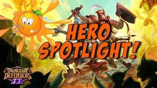 DD2 Hero Spotlight - DPS Huntress - Crit Build