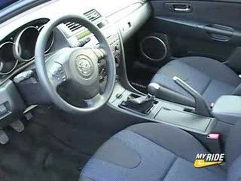 Review 2006 Mazda Mazda3 Youtube