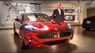 Fisker Atlantic Concept 2012 Videos