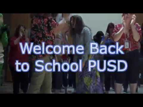 Poway Unified: Best Day of My Life Back to School Parody