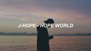 Baixar J-Hope 'Hope World' Easy Lyrics