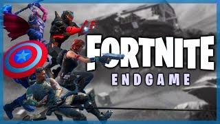 Fortnite: Endgame! - Avengers Endgame LTM (DOES CONTAIN SPOILERS FOR ENDGAME!)