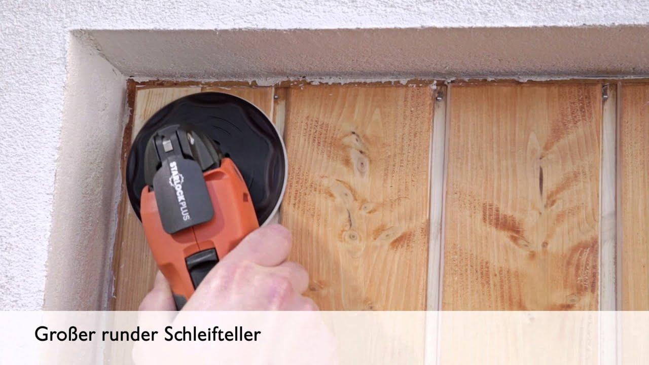 Für Fein Multimaster Rund Schleifteller 115mm Multi Werkzeug Haltbar Bequem