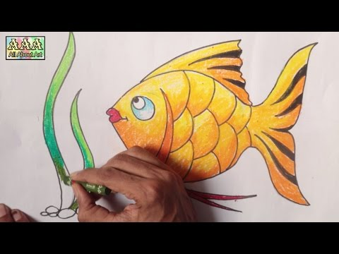 Online art classes - how to draw -  lesson 7 - for kids2 to 5 years